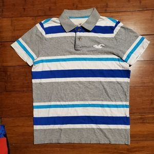 Hollister Mens Polo Shirt